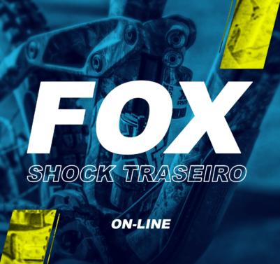Shock Traseiro Fox EAD